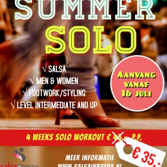 SUMMER SALSA SOLO