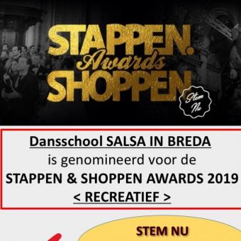 STAPPEN & SHOPPEN AWARD 2019