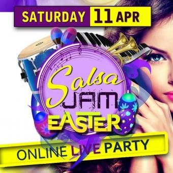 SALSA JAM ONLINE