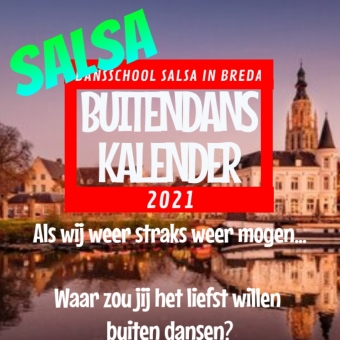 BUITENDANS KALENDER