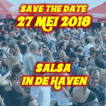 Salsa in de Haven 27 mei 2018